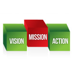 vission,mission,action