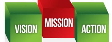 vission,mission,action